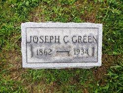 Joseph C Green
