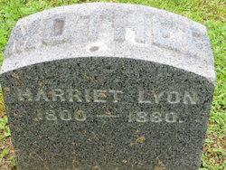 Harriet Alexander <I>Perkins</I> Lyon