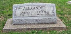 Etta May <I>Batson</I> Alexander