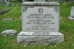 Margaret Eliza <I>Billenstein</I> Jones