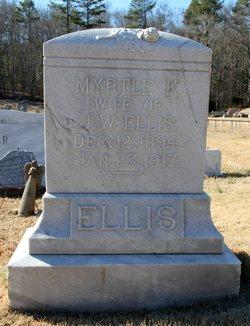 Myrtle K Ellis