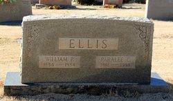 Paralee C Ellis