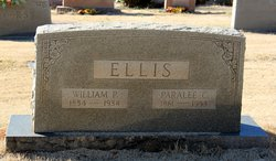 William P Ellis