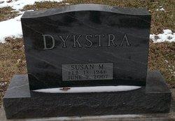 Susan M. <I>Schreiber</I> Dykstra