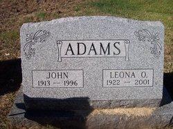 Leona O. Adams