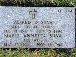 Alfred D Silva