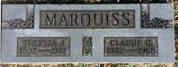 Theresa J <I>Blanchard</I> Marquiss