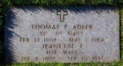 Thomas Paul Adler