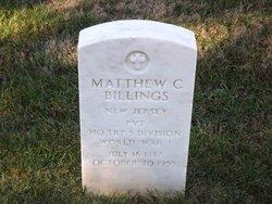 Matthew C Billings