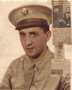 SSgt Victor R Blaskovits, Jr