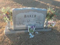Sandy <I>Warner</I> Baker