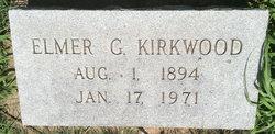 Elmer Glenn Kirkwood