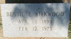 Bessie Emeline <I>Flick</I> Kirkwood
