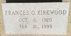 Frances Olive Kirkwood