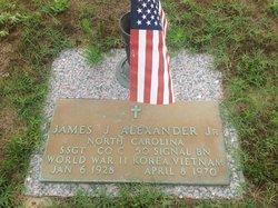 James J. Alexander