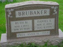 Anna <I>Brubaker</I> Brubaker
