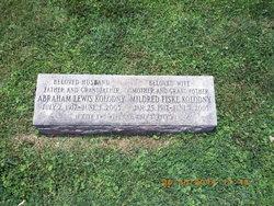 Mildred Alberta <I>Fiske</I> Kolodny