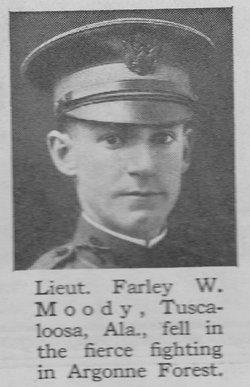 Lieut Farley William Moody
