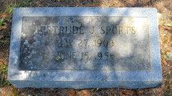 "Ida Gertrude ""Gertrude"" <I>Jordan</I> Sports"