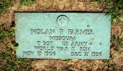 Nolan Fred Farmer