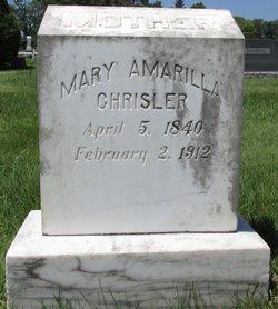 Mary Amarilla Chrisler