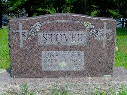 Ona Elsie <I>Cooper</I> Stover