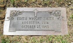 Edith <I>Wright</I> Smith