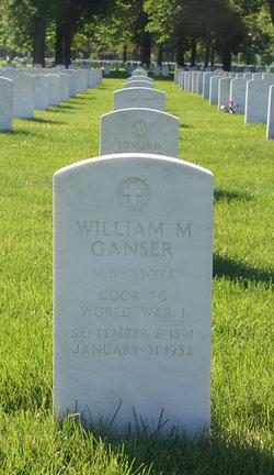William M Ganser
