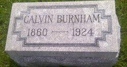 Calvin Burnham
