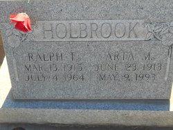 Ralph T. Holbrook