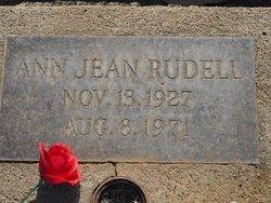 Ann Jean Rudell