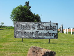Hyde and Crosby Pioneer Cemetery