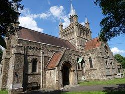 St Mildreds Churchyard