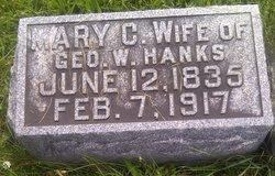 Mary Catherine <I>Enoch</I> Hanks