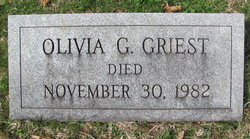 Olivia G. Griest