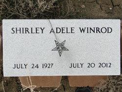 Shirley Adele <I>Maestretti</I> Winrod