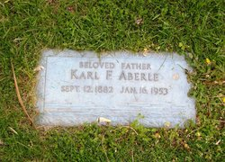 Karl F Aberle