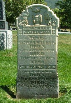 Martha Alice <I>Layton</I> Walker