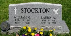 Laura Antoinette <I>Goranson</I> Stockton