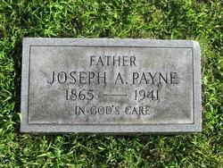 Joseph Albert Payne