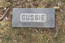 Gussie M. <I>Gauger</I> Covell