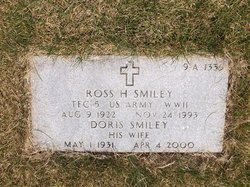 Ross H Smiley