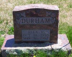 Ella Lavada <I>Workman</I> Durham