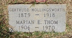 Marian Eleanor Thom