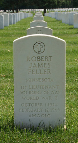 Robert James Feller
