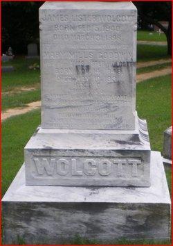 James Lister Wolcott Sr.