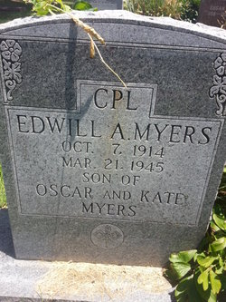 Corp Edwill A Myers