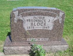 Frederick Jacob Block