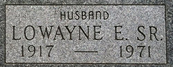 Lowayne E. Barnes, Sr