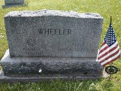 Iva May <I>Alexander</I> Wheeler